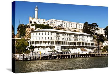 Alcatraz Island - Prison - San Francisco - California - United States-Philippe Hugonnard-Stretched Canvas Print