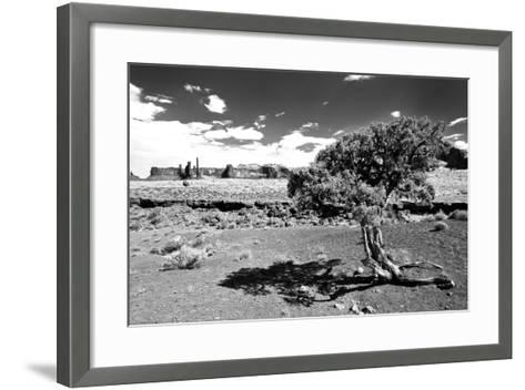 Landscape - Monument Valley - Utah - United States-Philippe Hugonnard-Framed Art Print
