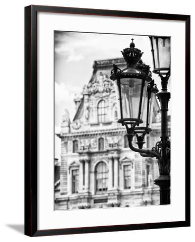 The Louvre Museum, Paris, France-Philippe Hugonnard-Framed Art Print