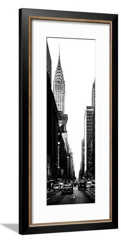 Vertical Panoramic - Door Posters-Philippe Hugonnard-Framed Art Print
