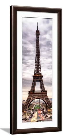 Eiffel Tower, Paris, France-Philippe Hugonnard-Framed Art Print