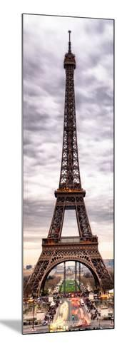 Eiffel Tower, Paris, France-Philippe Hugonnard-Mounted Photographic Print