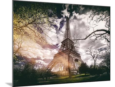Instants of Series - Eiffel Tower - Paris, France-Philippe Hugonnard-Mounted Photographic Print