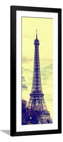 Eiffel Tower, Paris, France-Philippe Hugonnard-Framed Art Print