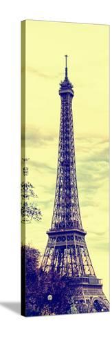 Eiffel Tower, Paris, France-Philippe Hugonnard-Stretched Canvas Print