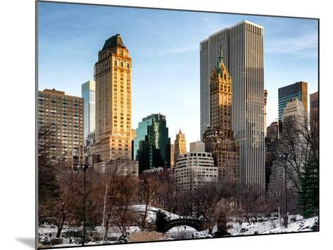 NYC Architecture and Buildings-Philippe Hugonnard-Mounted Photographic Print