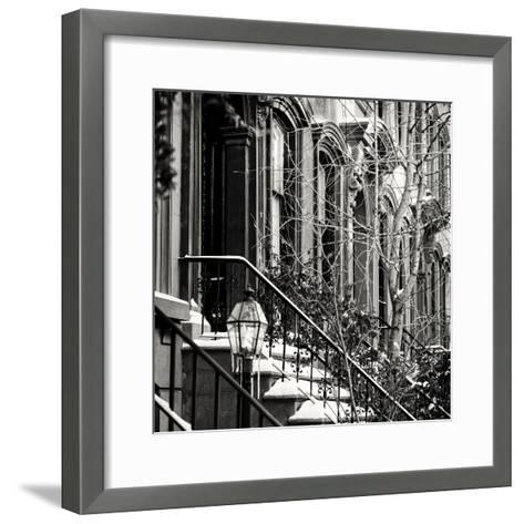 Architecture NY-Philippe Hugonnard-Framed Art Print