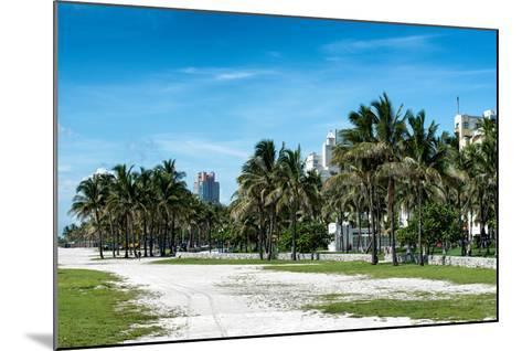 Miami Beach - South Beach - Florida-Philippe Hugonnard-Mounted Photographic Print
