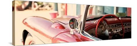 Classic Car - Chevrolet-Philippe Hugonnard-Stretched Canvas Print
