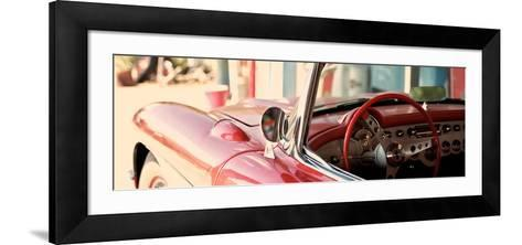 Classic Car - Chevrolet-Philippe Hugonnard-Framed Art Print