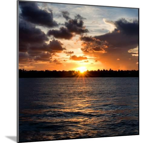 Sunset Key West - Florida-Philippe Hugonnard-Mounted Photographic Print