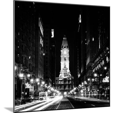 Philadelphia City-Philippe Hugonnard-Mounted Photographic Print