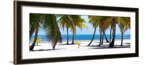 Paradise Beach - Florida - USA-Philippe Hugonnard-Framed Art Print
