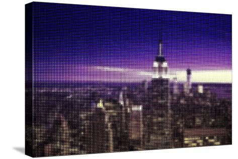 Pixels Print Series-Philippe Hugonnard-Stretched Canvas Print