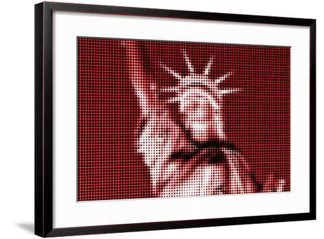 Pixels Print Series-Philippe Hugonnard-Framed Art Print