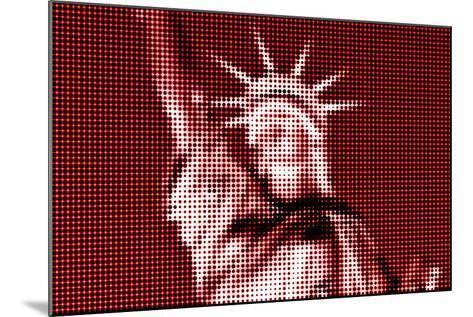 Pixels Print Series-Philippe Hugonnard-Mounted Photographic Print
