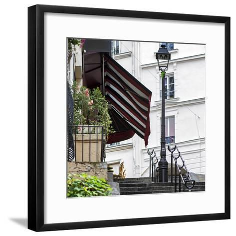 Paris Focus - Montmartre-Philippe Hugonnard-Framed Art Print