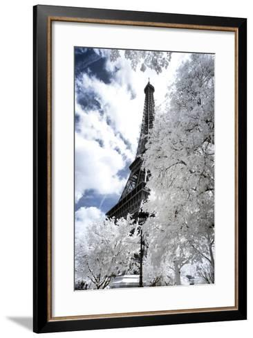 Another Look at Paris-Philippe Hugonnard-Framed Art Print
