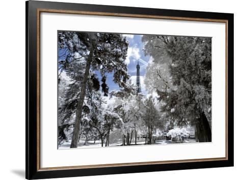 Another Look at Paris-Philippe Hugonnard-Framed Art Print