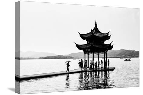 China 10MKm2 Collection - Water Pavilion-Philippe Hugonnard-Stretched Canvas Print