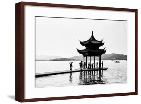 China 10MKm2 Collection - Water Pavilion-Philippe Hugonnard-Framed Art Print