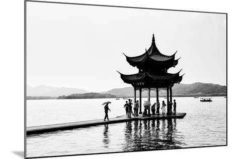 China 10MKm2 Collection - Water Pavilion-Philippe Hugonnard-Mounted Photographic Print