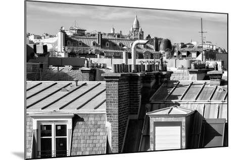 Paris Focus - Paris Roofs-Philippe Hugonnard-Mounted Photographic Print