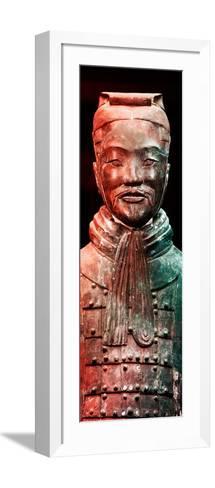 China 10MKm2 Collection - Terracotta Warriors-Philippe Hugonnard-Framed Art Print