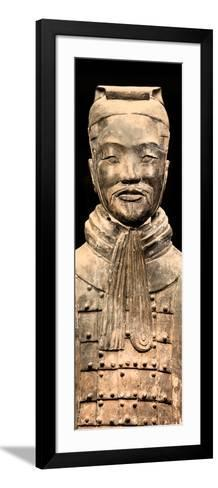 China 10MKm2 Collection - Terracotta Warriors-Philippe Hugonnard-Framed Art Print