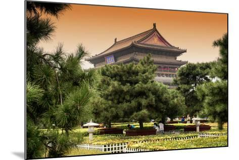 China 10MKm2 Collection - Xi'an Architecture-Philippe Hugonnard-Mounted Photographic Print