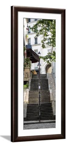 Paris Focus - Montmartre-Philippe Hugonnard-Framed Art Print