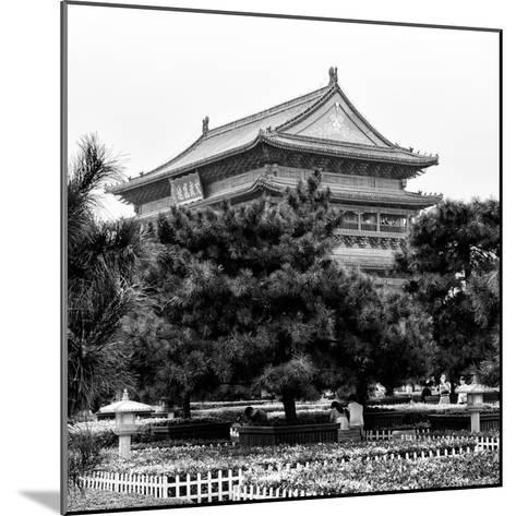 China 10MKm2 Collection - Xi'an Architecture - Temple-Philippe Hugonnard-Mounted Photographic Print