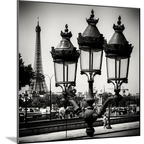 Paris Focus - Paris Je T'aime-Philippe Hugonnard-Mounted Photographic Print