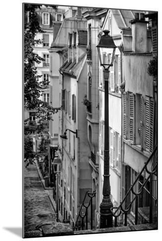 Paris Focus - Montmartre-Philippe Hugonnard-Mounted Photographic Print