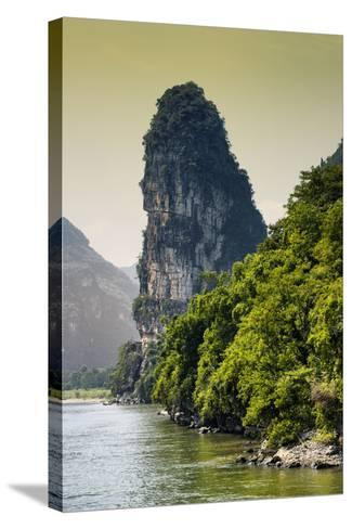 China 10MKm2 Collection - Yangshuo Li River-Philippe Hugonnard-Stretched Canvas Print