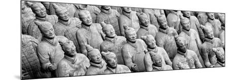 China 10MKm2 Collection - Terracotta Army-Philippe Hugonnard-Mounted Photographic Print