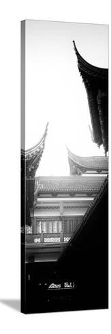 China 10MKm2 Collection - Traditional Architecture in Yuyuan Garden - Shanghai-Philippe Hugonnard-Stretched Canvas Print