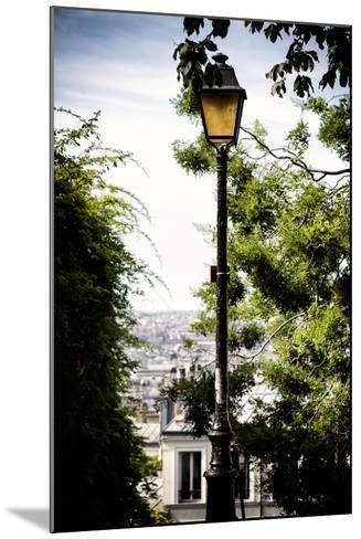 Paris Focus - Paris Montmartre-Philippe Hugonnard-Mounted Photographic Print