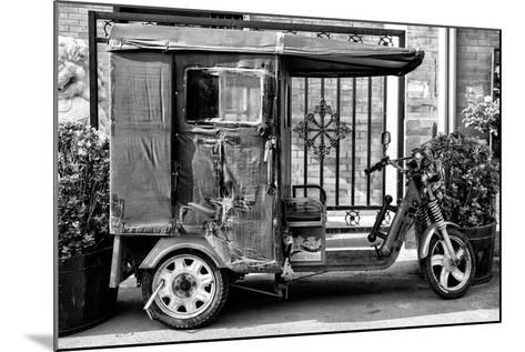 China 10MKm2 Collection - Tricycle-Philippe Hugonnard-Mounted Photographic Print