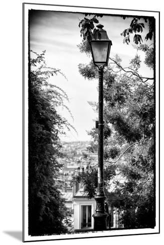 Paris Focus - Paris Montmartre-Philippe Hugonnard-Mounted Photographic Print