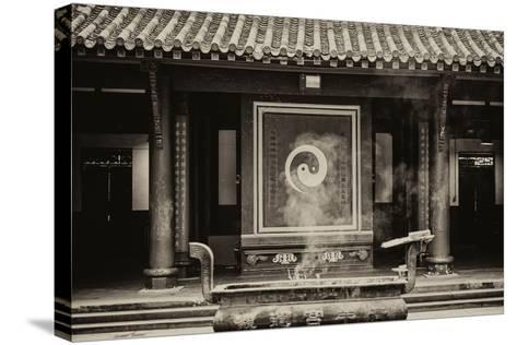 China 10MKm2 Collection - Yin Yang-Philippe Hugonnard-Stretched Canvas Print