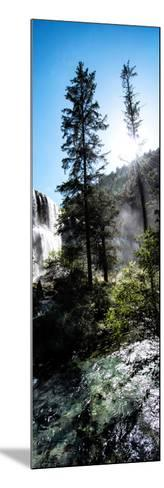 China 10MKm2 Collection - Waterfalls in the Jiuzhaigou National Park-Philippe Hugonnard-Mounted Photographic Print