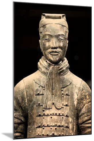 China 10MKm2 Collection - Terracotta Warriors-Philippe Hugonnard-Mounted Photographic Print