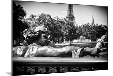 Paris Focus - Liberty Bridge-Philippe Hugonnard-Mounted Photographic Print
