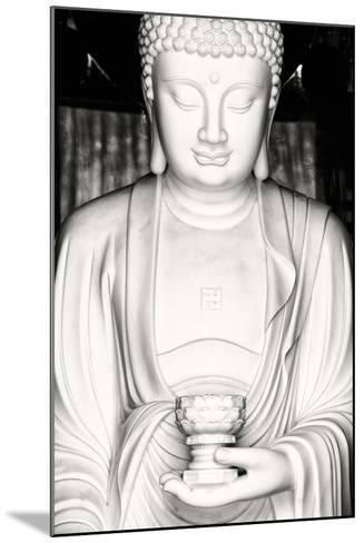China 10MKm2 Collection - White Buddha-Philippe Hugonnard-Mounted Photographic Print