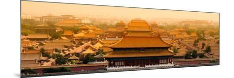 China 10MKm2 Collection - The Forbidden City - Beijing-Philippe Hugonnard-Mounted Photographic Print
