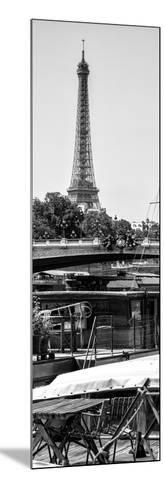 Paris Focus - Barge Ride-Philippe Hugonnard-Mounted Photographic Print