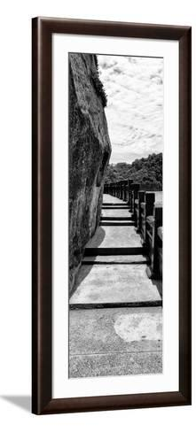 China 10MKm2 Collection - Walk to the Waterfront-Philippe Hugonnard-Framed Art Print