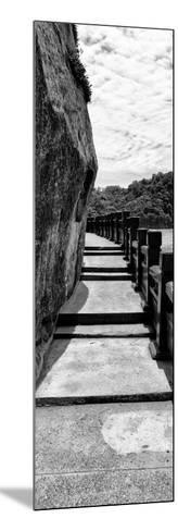China 10MKm2 Collection - Walk to the Waterfront-Philippe Hugonnard-Mounted Photographic Print