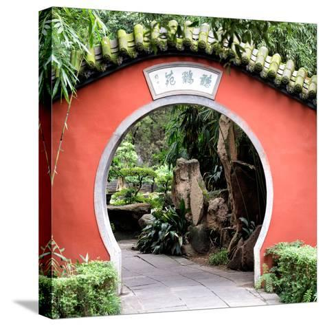 China 10MKm2 Collection - Asian Gateway-Philippe Hugonnard-Stretched Canvas Print